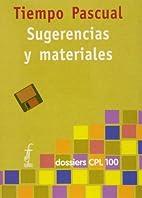 Tiempo pascual sugerencias y materiales by…