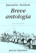Breve antología by Jaroslav Seifert