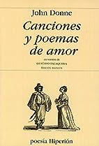 Canciones y Poemas de Amor (Spanish Edition)…