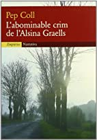 L'abominable crim de l'Alsina Graells by Pep…
