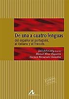 De una a cuatro lenguas : intercomprensión…