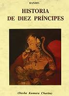 Historia de diez príncipes : (Dasha…