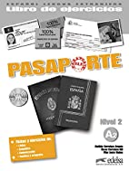 Pasaporte nivel a2 cahier CD by Matilde…
