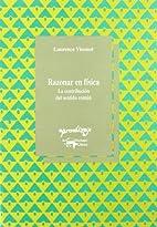 Razonar En Fisica (Spanish Edition) by…