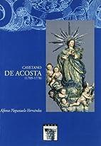 Cayetano de Acosta by Alfonso Pleguezuelo…