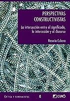 Perspectivas Constructivistas (Spanish…