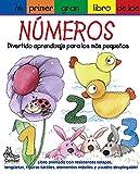 Diaz, James: Mi primer gran libro de los numeros: Divertido aprendizaje para mas pequenos (Mi primer gran libro de . . . series)