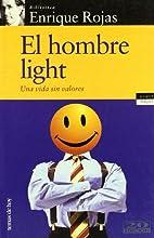 El Hombre Light (Spanish Edition) by Enrique…