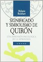 Significado y Simbolismo de Quiron (Spanish…