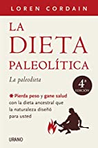 La dieta paleolitica (Spanish Edition) by…