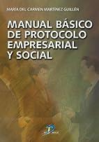 Manual Básico de Protocolo Empresarial Y…