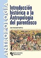 Introducción histórica a la antropología…