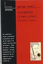 Escritos : 1940-1948 : literatura y…