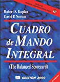 Kaplan, Robert S.: Cuadro de mando integral (Harvard Business School Press)