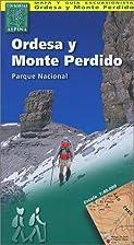 Ordesa y Monte Perdido Parque…