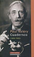 Quaderni by Paul Valéry