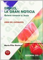Quiero conocer a Jesús libro del catequista…