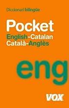 Diccionari pocket English-Catalan,…