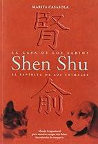 Shen-shu es espíritu de los animales…