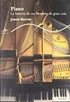 PIANO (Spanish Edition) by BARRON JAMES