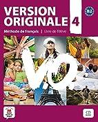 Version Originale: Livre De L'Eleve CD 4…