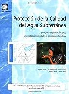 Proteccion de la Calidad del Agua…