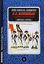 J.J. Rousseau : la profesión de fe del…