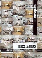 Herzog & DeMeuron, 1998-2002 (El Croquis…