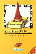 L'art de Raimon by Àlan Greus