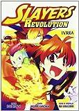 Kanzaka, Hajime: Slayers Revolution (Spanish Edition)