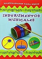 Instrumentos musicales by Meritxell Calderer