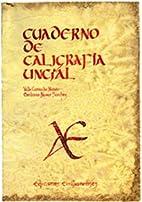 Cuaderno de caligrafía uncial / Valle…
