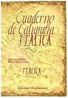 Cuaderno de caligrafía itálica / Valle…