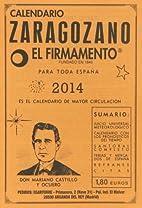 Calendario zaragozano 2014 by AA. VV.