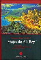 Viajes por Marruecos by Ali Bey