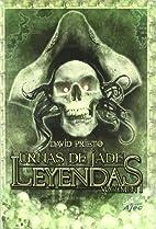 Urnas de Jade: LEYENDAS by David Prieto