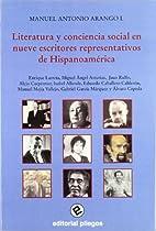 Literatura y conciencia social en nueve…
