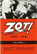 ZOT! 01 (1987-1991) by Scott McCloud