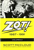 ZOT! 02 (1987-1991) by Scott McCloud