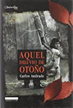 Aquel Diluvio de Otono (Spanish Edition) by…