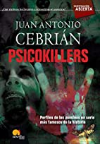 Psicokillers by Juan Antonio Cebrián