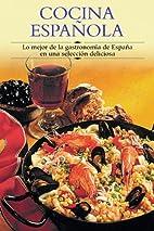 Cocina espanola: Lo mejor de la gastronomia…