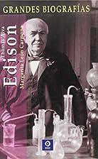 Thomas Alva Edison (Grandes biografias…