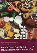 Educacion sanitaria en alimentacion y…