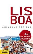Lisboa - Guiarama Espiral by GONZALO VAZQUEZ