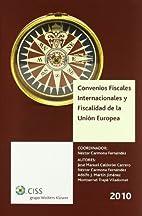 Convenios fiscales internacionales y…