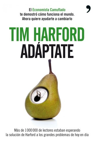 Tim Harford - Adáptate