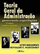 Teoria Geral da Administração. Gerenciando…