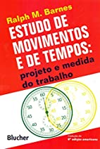 Estudo de Movimentos e de Tempos: Projeto e…