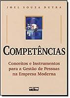 Competências: conceitos e instrumentos para…
